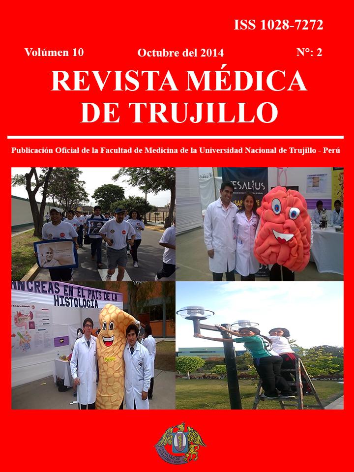 Ver Vol. 10, Num. 2 (2014): Revista Médica de Trujillo