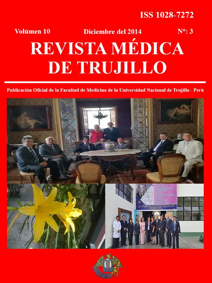 Ver Vol. 10, Num. 3 (2014): Revista Médica de Trujillo
