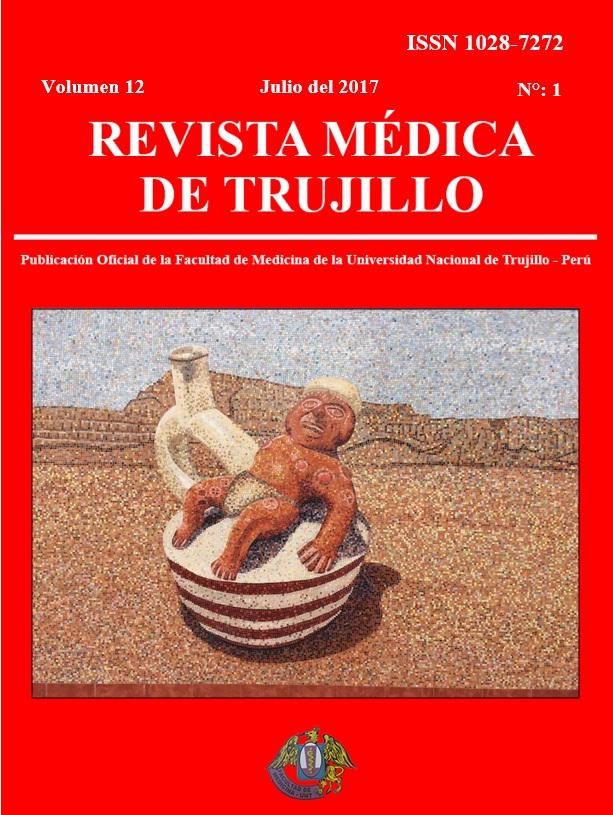 Ver Vol. 12 Núm. 1 (2017): Revista Médica de Trujillo