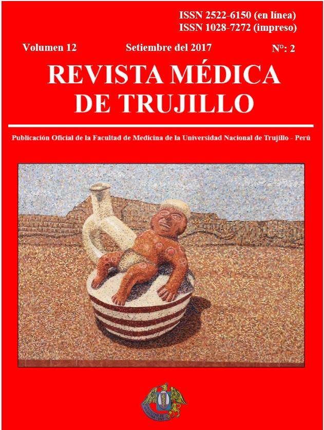 Ver Vol. 12 Núm. 2 (2017): Revista Médica de Trujillo