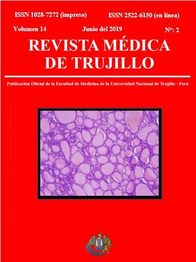 Ver Vol. 14 Núm. 2 (2019): Revista Médica de Trujillo